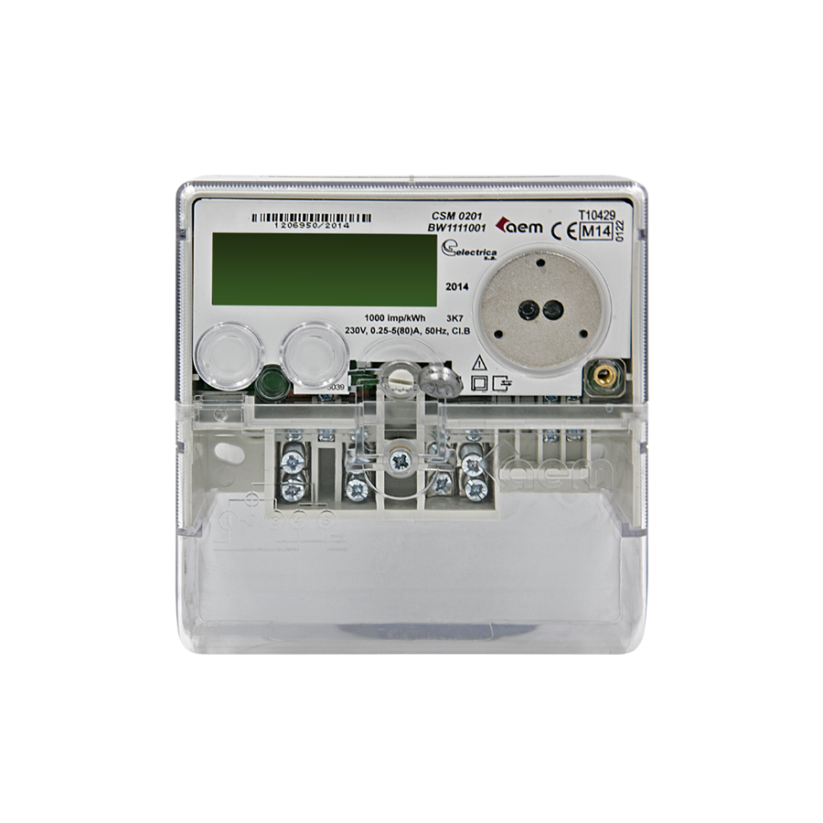Electronic Electric Meter : Electricity meters aem