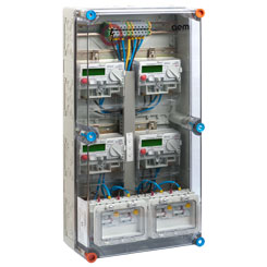 DISTRIBUTION-AND-METERING-ENCLOSURE-FDCP-4-WITH-ENERLUX-M2