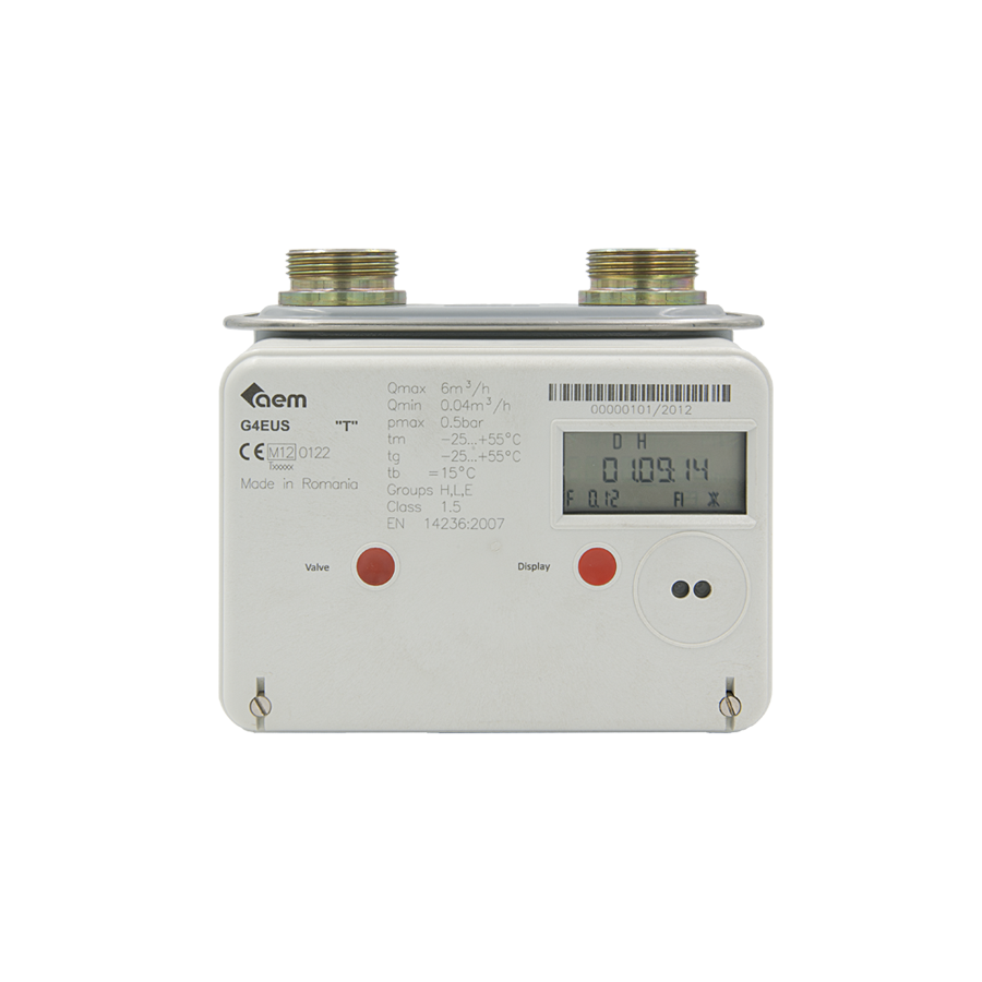 G4EUS ultrasonic gas meter
